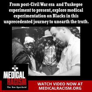 Medical Racism Civil War