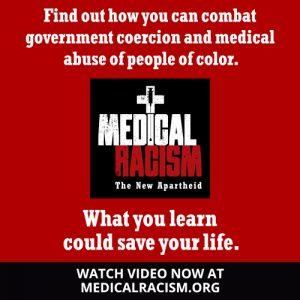 Medical Racism Coercion