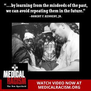 Medical Racism RFK Jr Quote